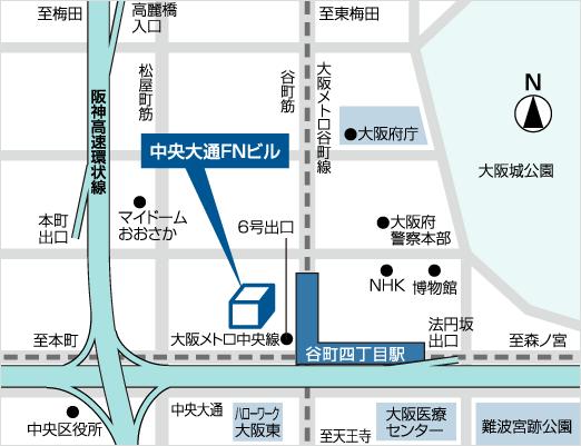 南海高野線 (汐見橋)線 「芦原町」駅下車 徒歩約3分