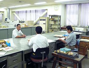日本生命相互会社による企業内訓練の様子2